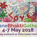 UK  – Bhakti Gathering – 4-7 May 2018