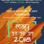 Italy  –  Bhakti Festival in Asti from 25th to 27th May